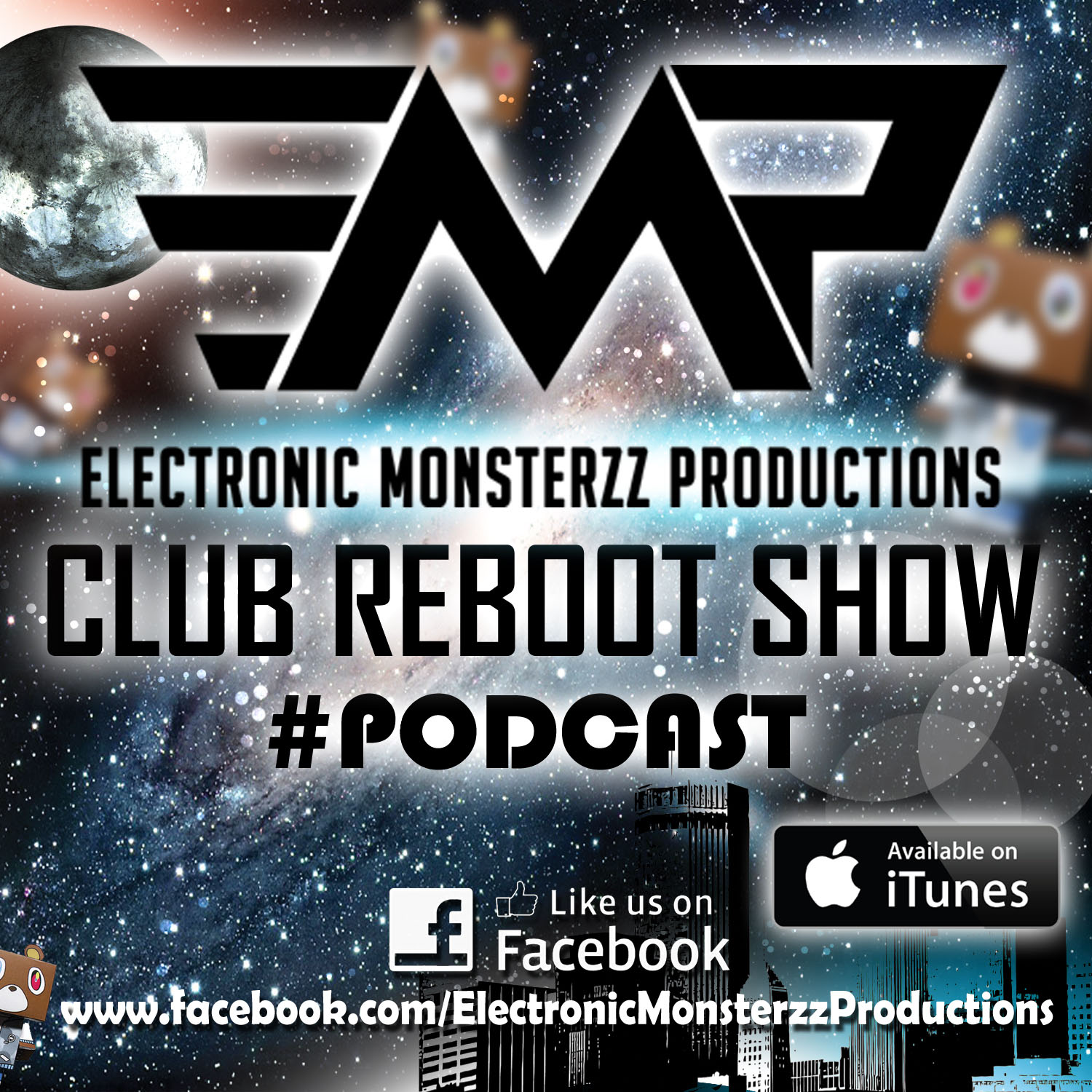 Club Reboot Show Podcast